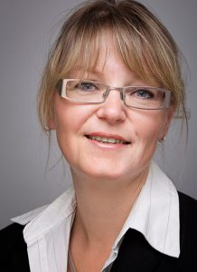 "Frauke Kapler | Leiterin Marketing im Team ""Office"""