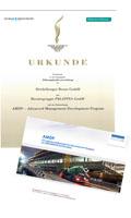 Auszeichnungen | Silber beim Human Resource Excellence Award 2013