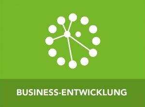 Business-Entwicklung