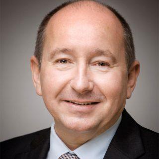 Dr. Franz Metz, Geschäftsführer